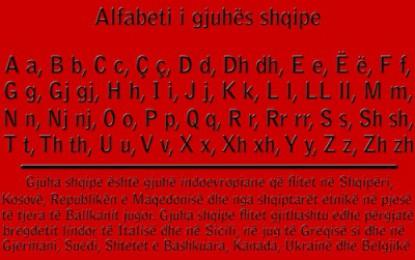 Rreth udhës së alfabetit të gjuhës shqipe
