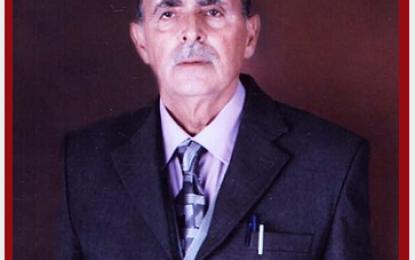 Kadri Mani, njeriu i Madh i Shqiperise Etnike