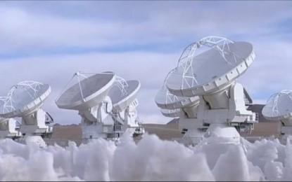 Vendoset teleskopi më i madh në botë, një miliard dollarësh!