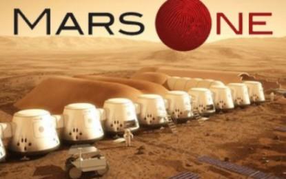 Njerëzit mërziten me Tokën, 78 mijë kërkesa për në Mars