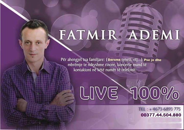 Fatmir Ademi