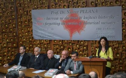 Prof. Dr. Nusret PLLANA, Terrori i Serbisë pushtuese mbi shqiptarët 1884-1999, botimi i gjashtë i plotësuar, Arkivi Shetëror i Kosovës, 2015