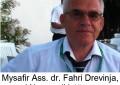 Ju informoj qe 07.01.2016 Ora 21.00 mysafir do te jete Ass. dr. Fahri Drevinja, mr.sci Neuropsikiatër