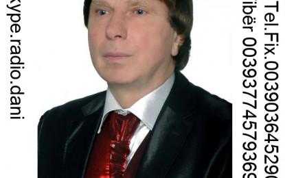 Ju informoj qe 06.02.2016 Ora 21.00 mysafir do te jete Dr Ismet Hebibi Kadidat Për President Të Republikës Kosovës