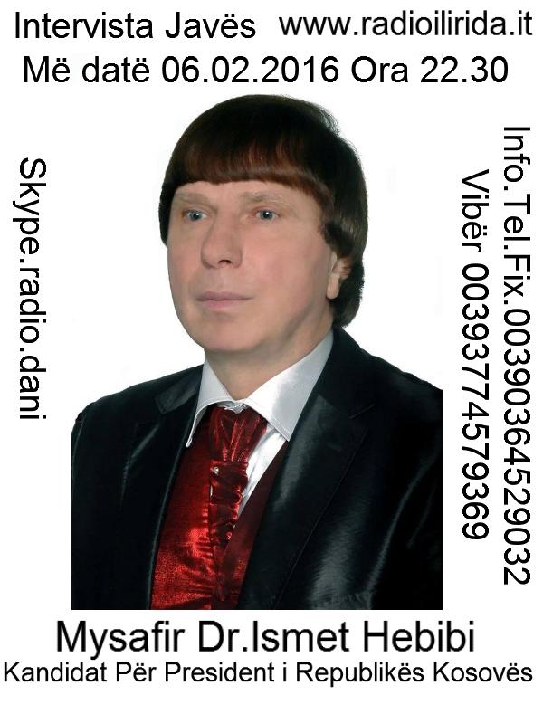 Intervista Me Ismet Hbibi