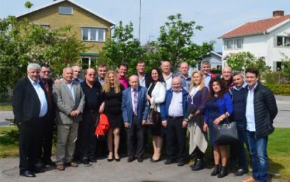 Tri festivale brenda vitit nga Unioni i shoqatave shqiptare në Suedi