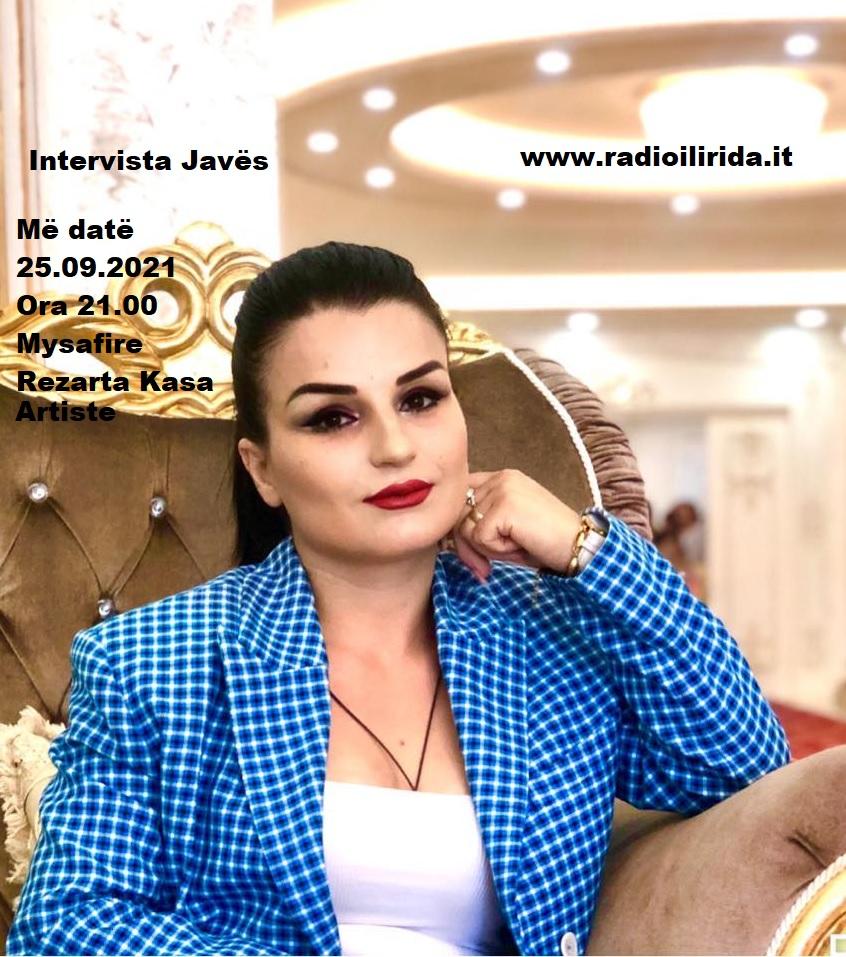 Intervista Javës